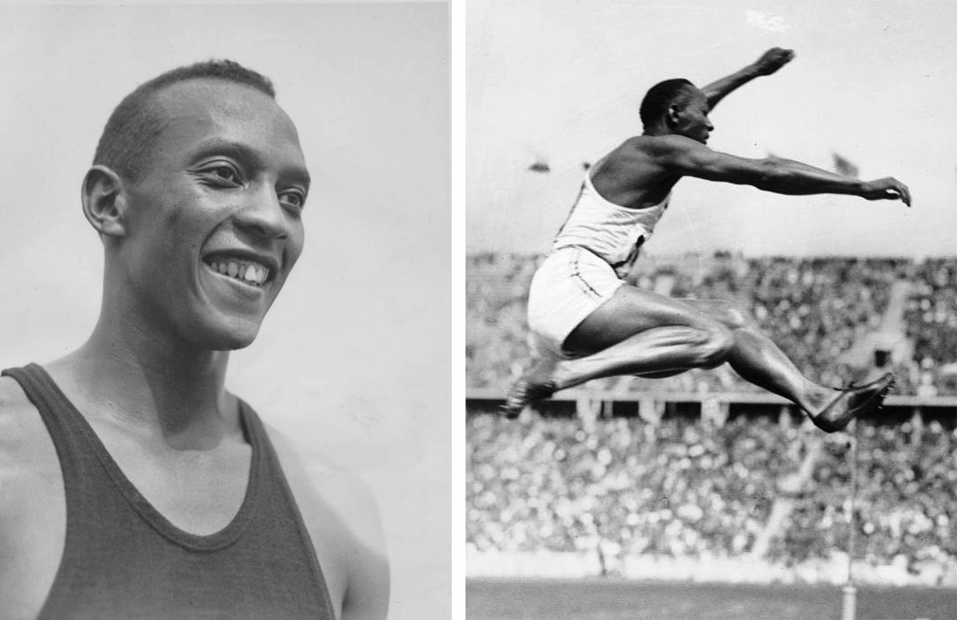 Jesse Owens 1