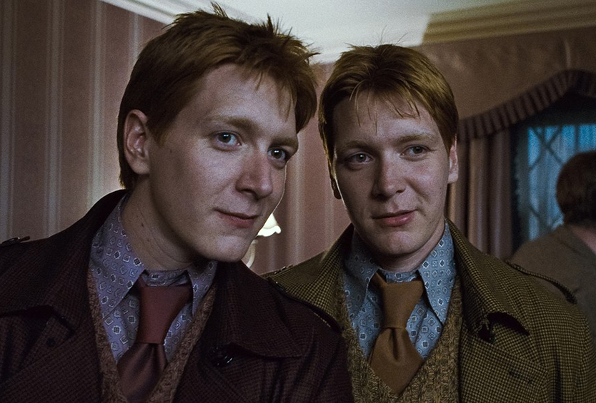 Harry Potter Weasley Fred George