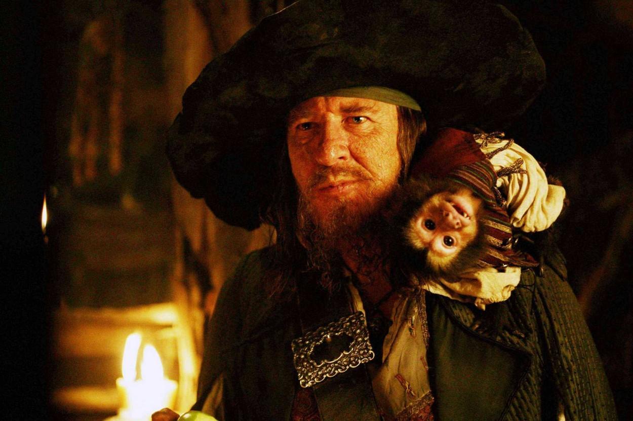 Pirati z karibiku Barbossa