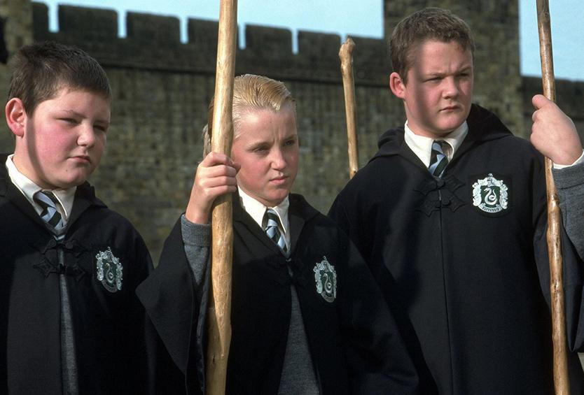 Harry Potter Malfoy Grab Goyle