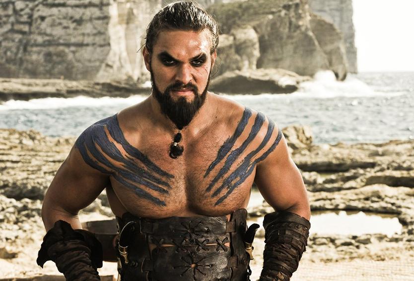 Khal Drogo Hra o truny