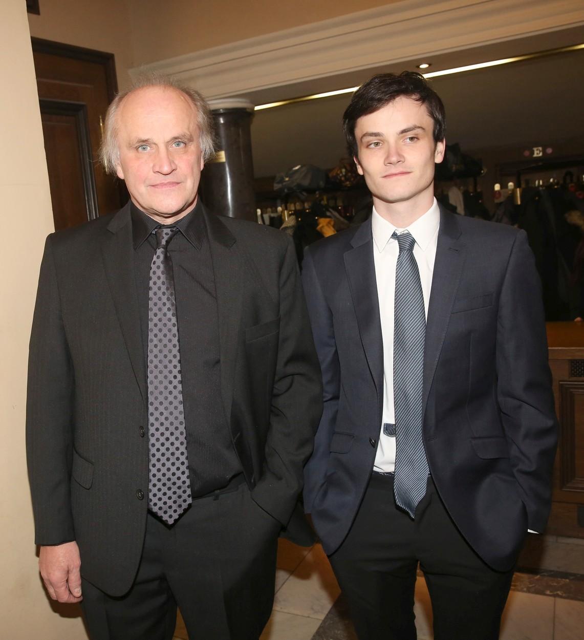 Michael Kocab a syn