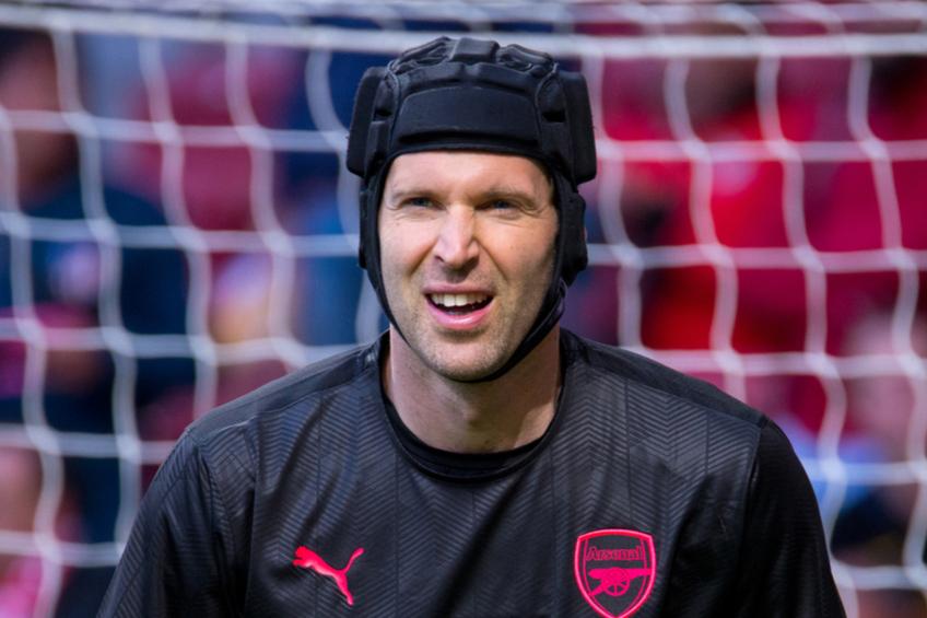 Petr Cech brankar