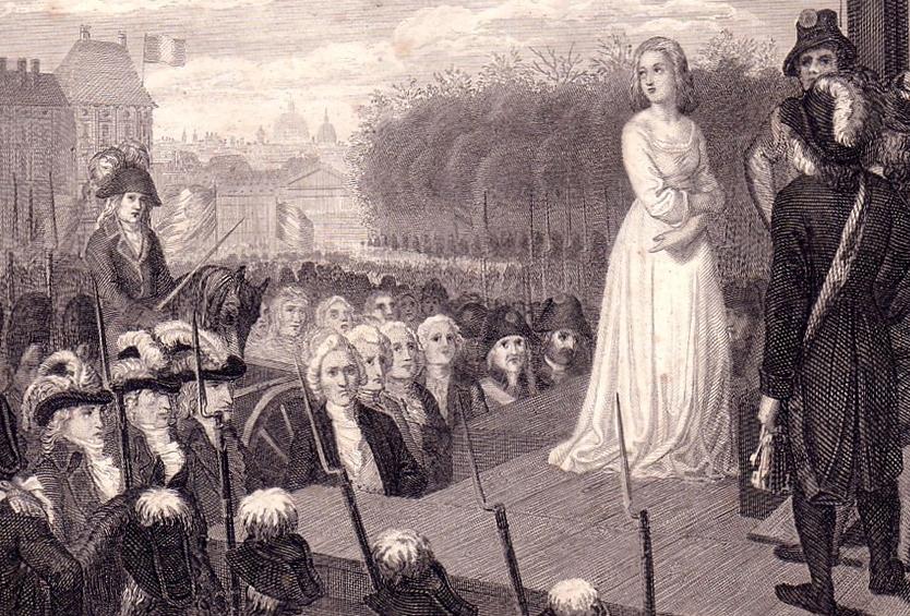 Marie Antoinette Poprava