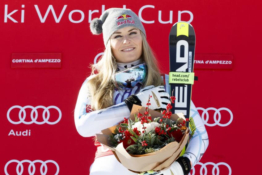 Lindsey Caroline Vonn