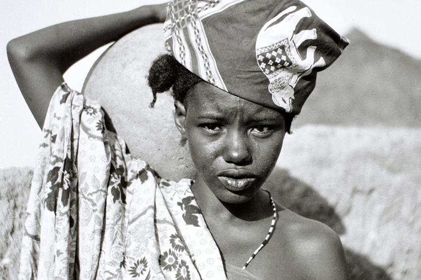 Kamerunske divky tradice