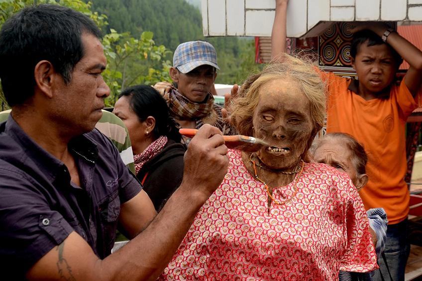 Kmen Toraja