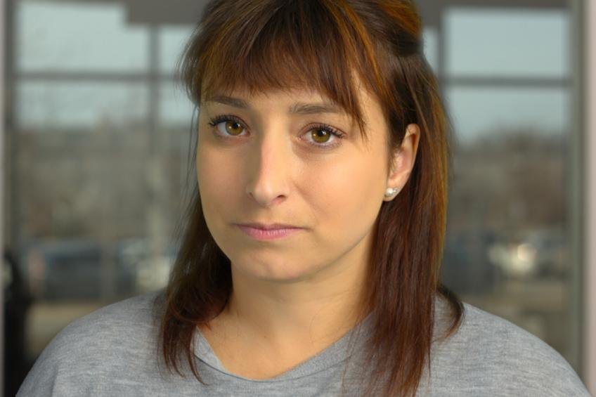 Zena chalupa