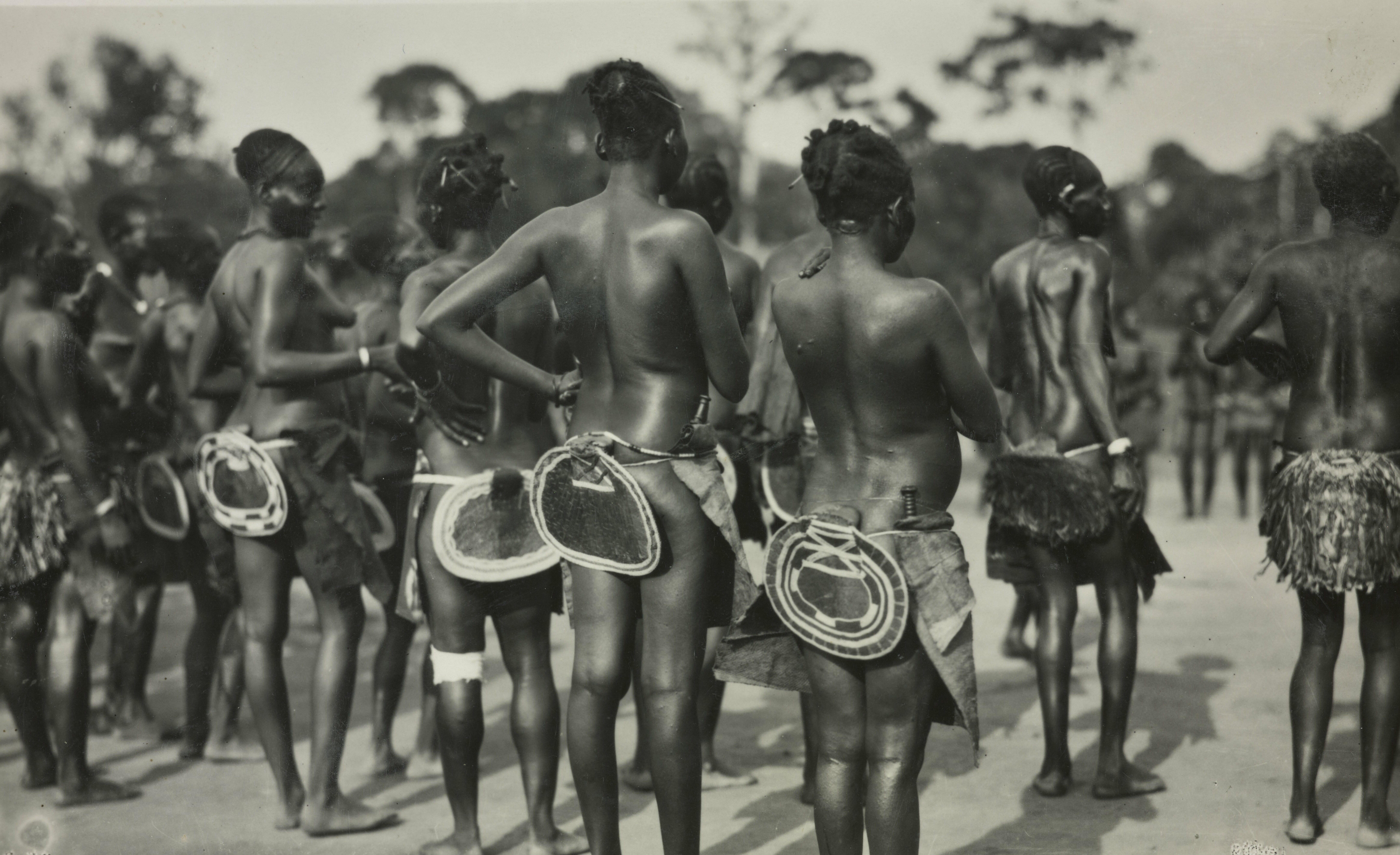 Mangbetu tanecnici