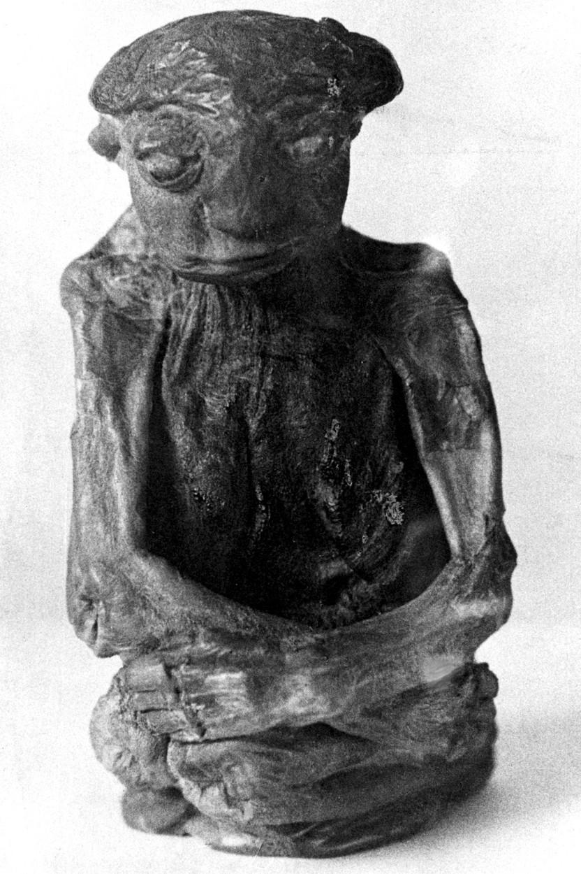Mumie Pedro
