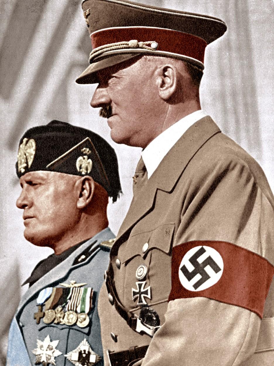 Adolf Hitler hakovy kriz