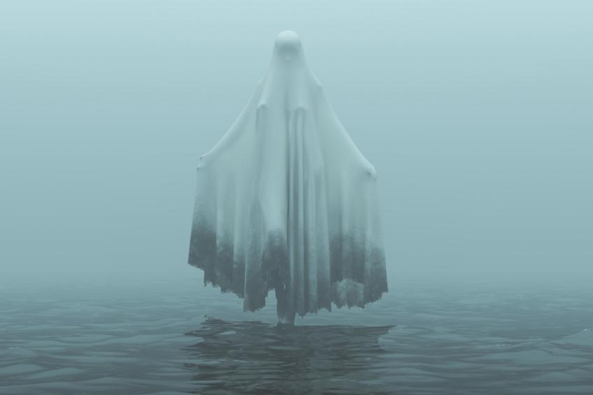 Duch nad jezerem