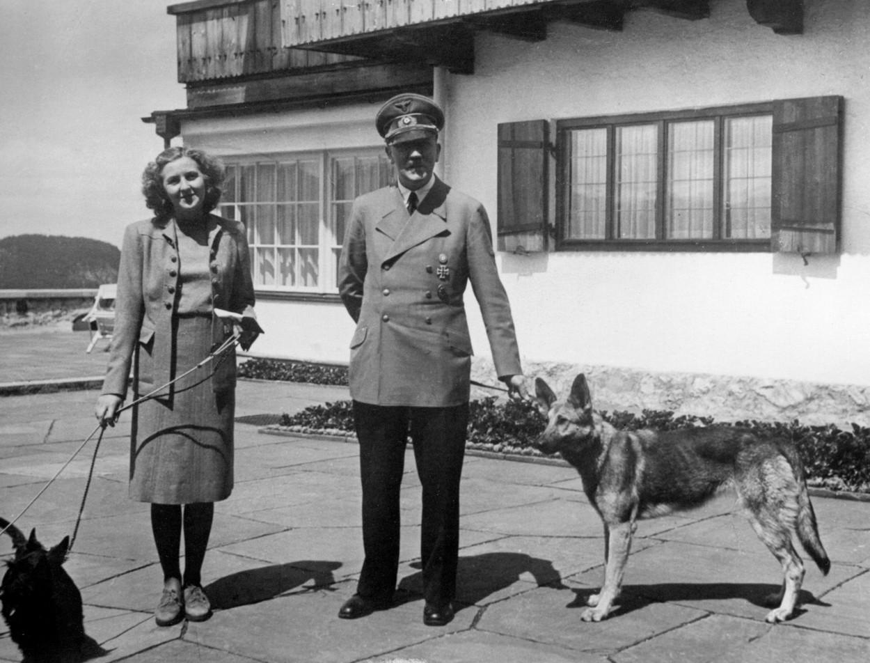 Hitler Blondi