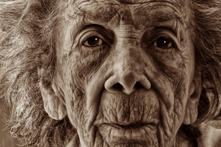 Stara zena